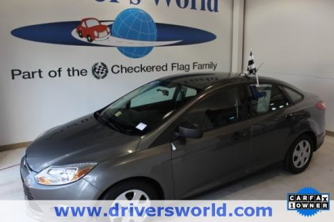 Pre-Owned 2014 Ford Focus S FWD 4D Sedan