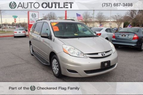 Pre-Owned 2006 Toyota Sienna CE FWD 4D Passenger Van