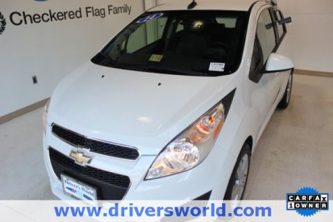 Pre-Owned 2014 Chevrolet Spark 1LT FWD 4D Hatchback
