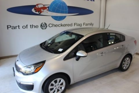 Pre-Owned 2016 Kia Rio LX FWD 4D Sedan