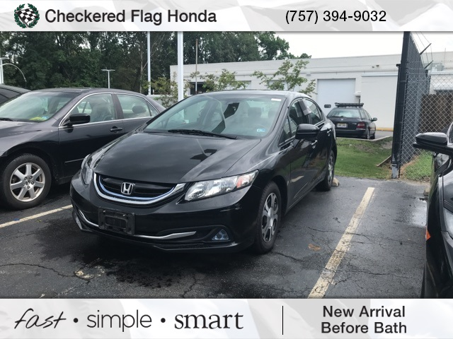 Pre-Owned 2014 Honda Civic Hybrid