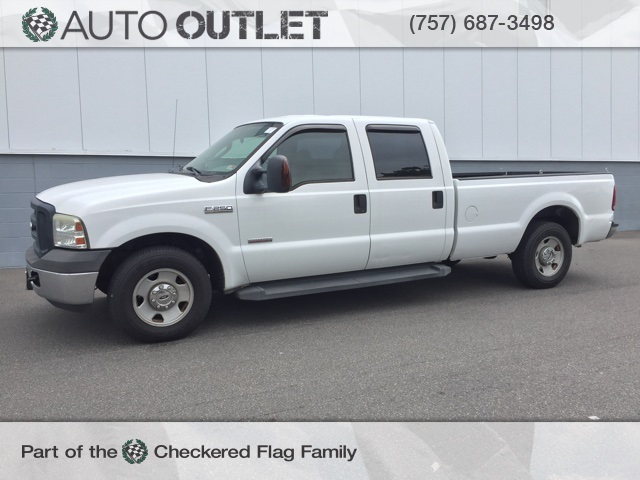 Pre-Owned 2007 Ford F-250SD XL