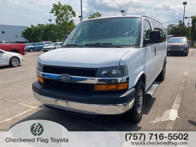 Pre-Owned 2014 Chevrolet Express 2500 LT