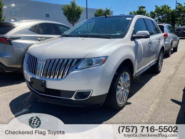 Pre-Owned 2015 Lincoln MKX Base