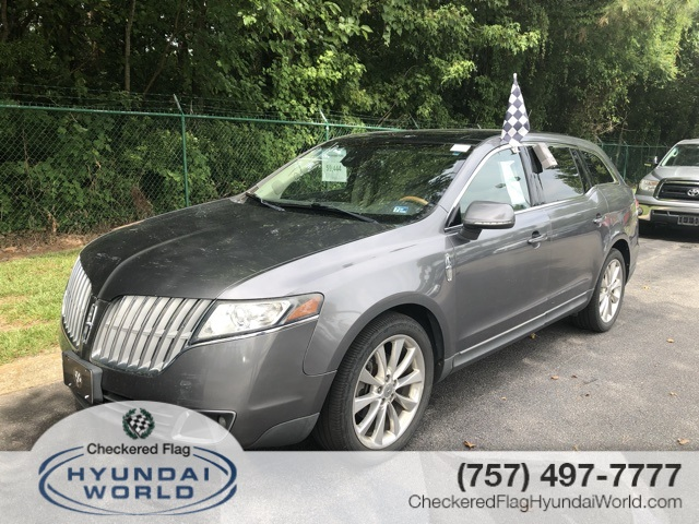 Pre-Owned 2010 Lincoln MKT EcoBoost