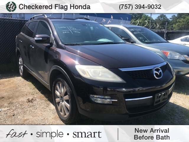 Pre Owned 2009 Mazda Cx 9 Grand Touring 4d Sport Utility In Virginia