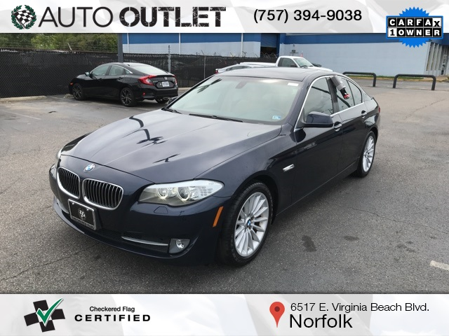 Pre-Owned 2011 BMW 5 Series 535i