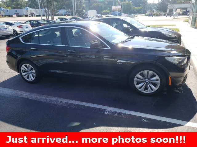Pre-Owned 2012 BMW 5 Series 535i xDrive Gran Turismo