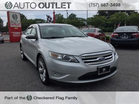 Pre-Owned 2012 Ford Taurus SHO