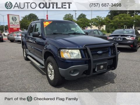 Pre-Owned 2005 Ford Explorer Sport Trac XLT