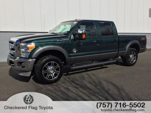Pre-Owned 2012 Ford F-250SD Lariat