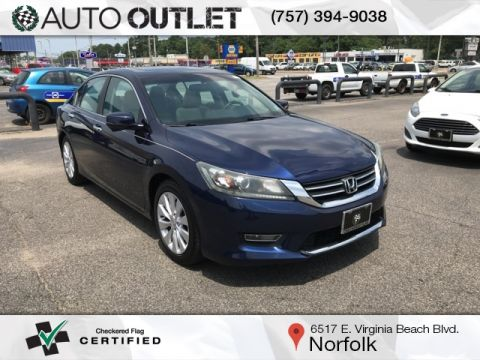 Pre-Owned 2013 Honda Accord EX