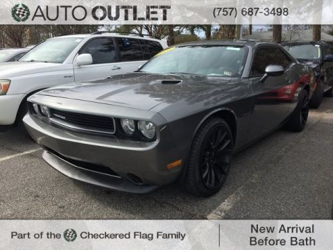 Certified Pre-Owned 2011 Dodge Challenger Base