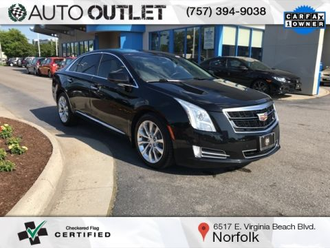 Pre-Owned 2016 Cadillac XTS Luxury