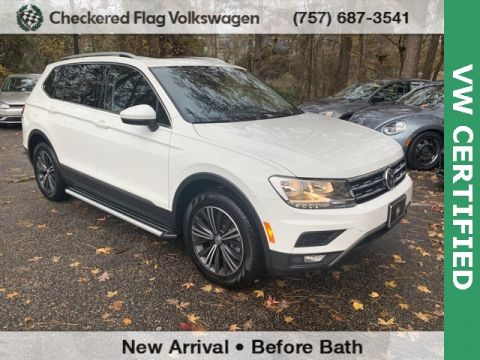 Certified Pre-Owned 2019 Volkswagen Tiguan SEL 4Motion