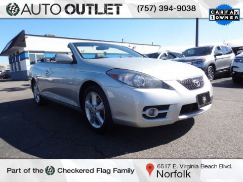 Pre-Owned 2008 Toyota Camry Solara SLE