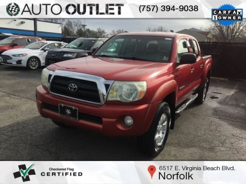 Pre-Owned 2006 Toyota Tacoma Base SL SR5 Package #2
