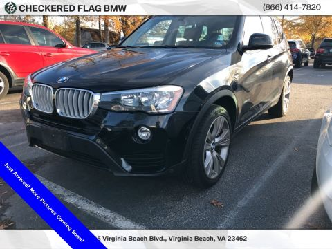 Pre-Owned 2015 BMW X3 sDrive28i