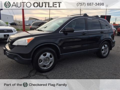 Certified Pre-Owned 2009 Honda CR-V LX
