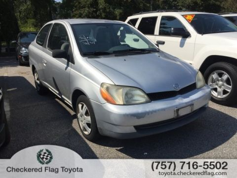Pre-Owned 2000 Toyota Echo Base