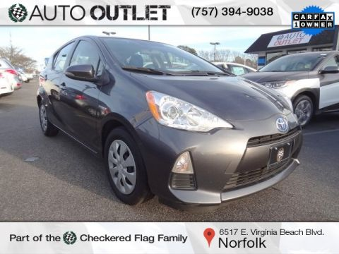Pre-Owned 2012 Toyota Prius c Two