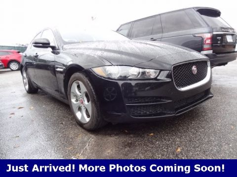 Certified Pre-Owned 2017 Jaguar XE 25t