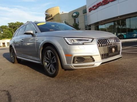 Certified Pre-Owned 2018 Audi A4 allroad 2.0T Prestige
