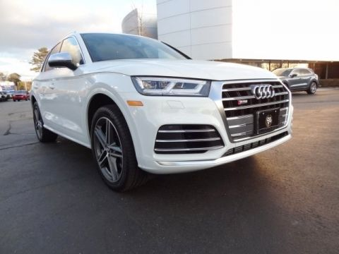 Certified Pre-Owned 2019 Audi SQ5 3.0T Premium Plus