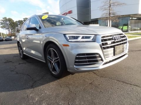 Certified Pre-Owned 2019 Audi SQ5 3.0T Premium