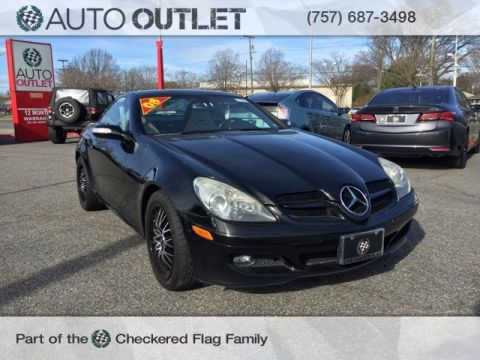 Certified Pre-Owned 2008 Mercedes-Benz SLK SLK 280