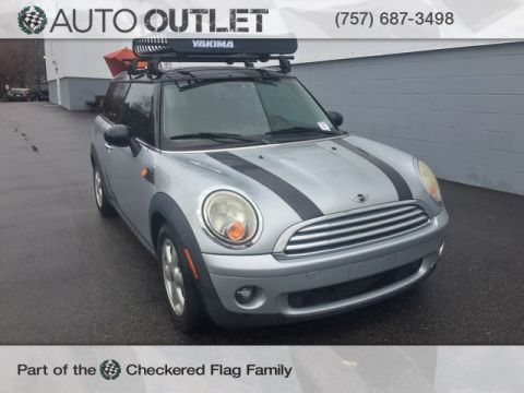Pre-Owned 2010 MINI Cooper Clubman