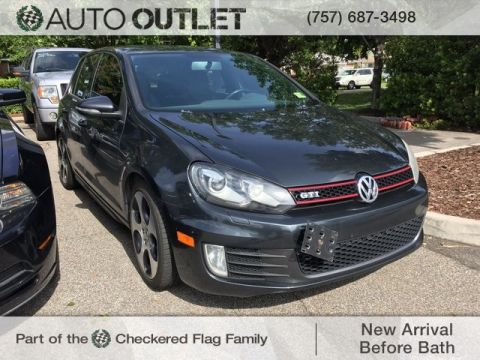 Pre-Owned 2010 Volkswagen GTI Base