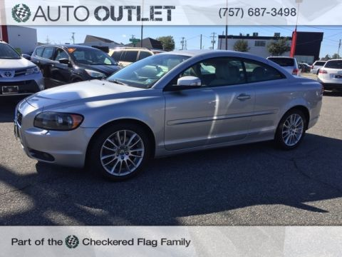 Pre-Owned 2009 Volvo C70 T5