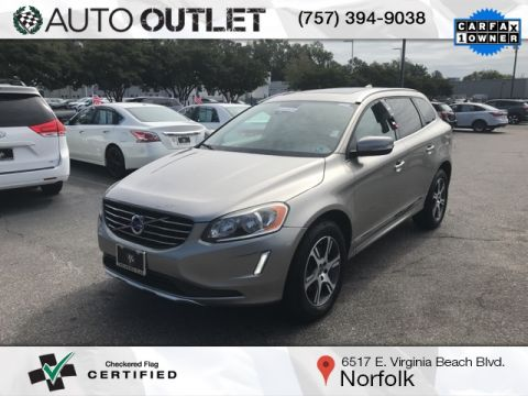 Pre-Owned 2014 Volvo XC60 T6
